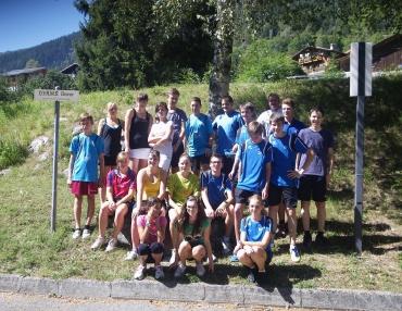 Camp Fiesch 2012