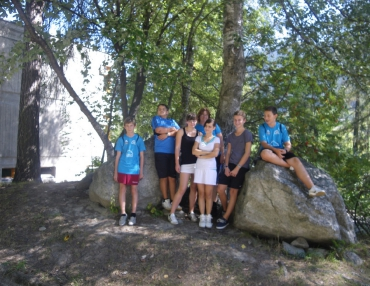 Camp Fiesch 2012
