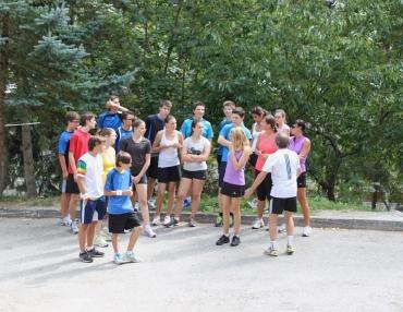Camp Fiesch 2013