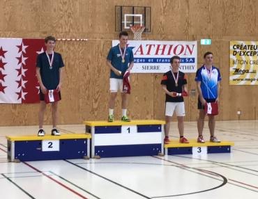 Championnat VS U13-19 Sion 2018